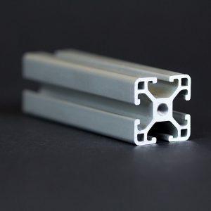 Alu-Profil-Aluprofil-40x40mm-L-Nut-8-item-kompatibel-Aluminiumprofil-Baureihe-40-111566987689
